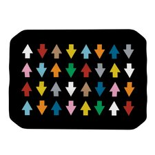 Arrows Up And Down Placemat