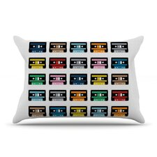 Rainbow Tapes Pillow Case