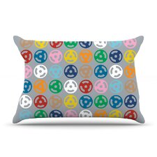 Roll with It On Grey Pillow Case