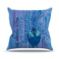 Little Master Throw Pillow