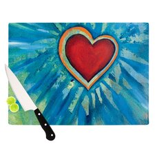 Love Shines On Cutting Board