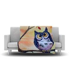 Hootie Cutie Throw Blanket
