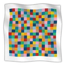 Colour Blocks Zoom Throw Blanket