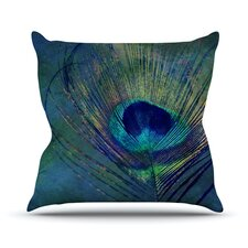 Plume Outdoor Throw Pillow