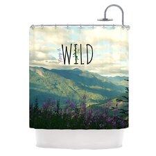 Keep It Wild Shower Curtain
