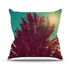 Change Is Beautiful Throw Pillow