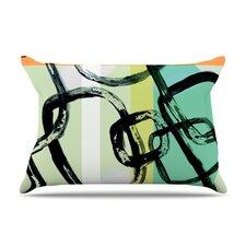 Sixties Stripe Pillow Case