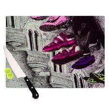 Shoes in SF Cutting Board