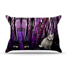 Bamboo Rayon Bunny Pillow Case