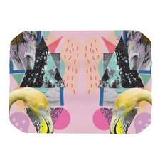Flamingo Tropical Placemat