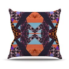 Pillow Kaleidoscopic Throw Pillow