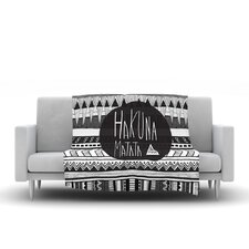 Hakuna Matata Throw Blanket