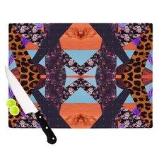 Pillow Kaleidoscopic Cutting Board