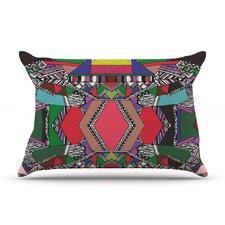 African Motif Pillow Case
