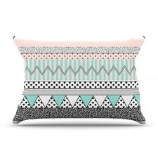 Chevron Motif Pillow Case