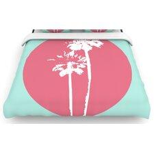 """""""Cali Sunset"""" Woven Comforter Duvet Cover"""