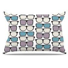 Spectacles Geek Chic Pillowcase