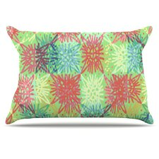 Multi Lacy Pillowcase