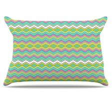Chevron Love Pillowcase