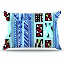 American Blanket Pattern Pillowcase