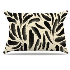 Feather Pattern Pillowcase