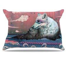 Lone Wolf Pillowcase