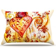 Tree of Love Pillowcase