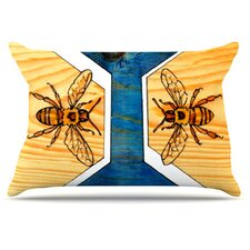 Bees Pillowcase