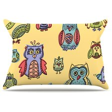 Owls Pillowcase