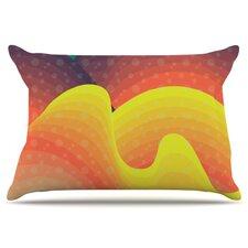 Waves, Waves Pillowcase