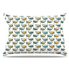 Spring Stem Pillowcase