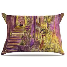 Down The Alleyway Pillowcase
