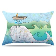 I'm on a Boat Pillowcase