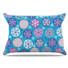 Floral Winter Pillowcase