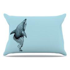 Shark Record II Pillowcase