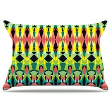 Triangle Visions Pillowcase