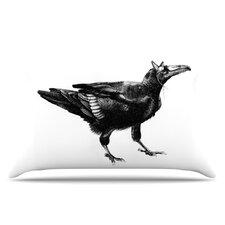 Raven Pillowcase