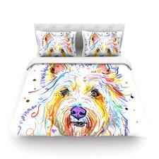 Bella Scottish Terrier Duvet Cover