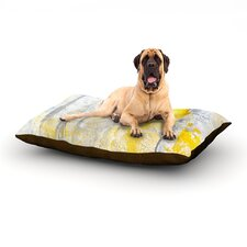'Abstraction' Dog Bed