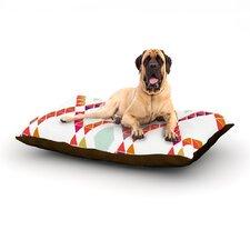 Aztec Diamonds Dog Bed