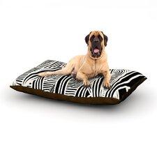 'Graphique Black Dog Bed