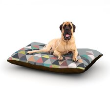 Nordic Combination Rectangle Pet Bed