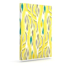 'Barengo Sunshine' by Gill Eggleston Graphic Art on Wrapped Canvas