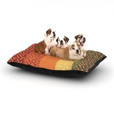 'Lost' Dog Bed