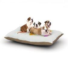 'World Map' Dog Bed