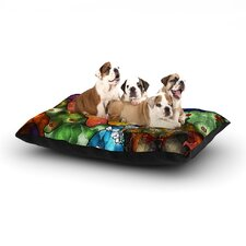 'Fairy Tale Alice in Wonderland' Dog Bed