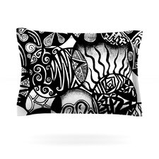 Circles and Life by Pom Graphic Design Pillow Sham