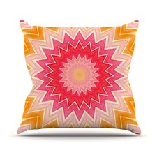 You Are My Sunshine by Iris Lehnhardt Throw Pillow