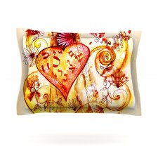 "Marianna Tankelevich ""Tree of Love"" Featherweight Sham"