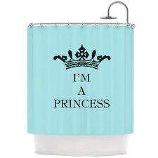 Im A Princess Shower Curtain